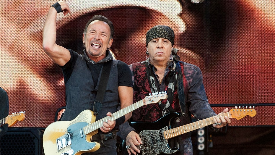 Steven Van Zandt says Bruce Springsteen is 'playing a character' as he reflects on fallout