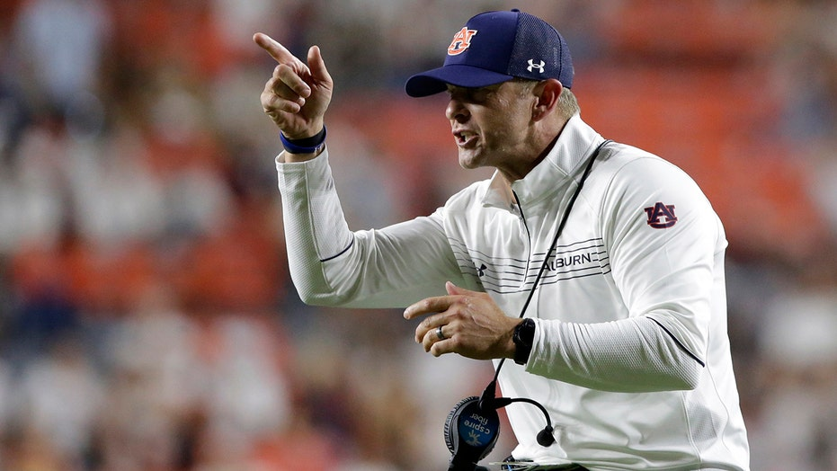 Bryan Harsin says Auburn's vaccination rate 'continues to improve'