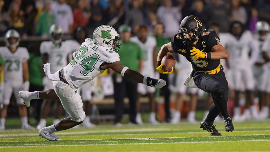 Peoples, Noel lead Appalachian State over Marshal 31-30