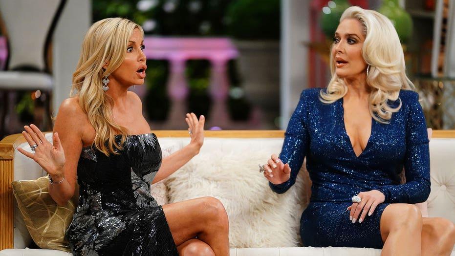 Camille Grammer claims she heard about Erika Jayne, Tom Girardi rumors in 2019