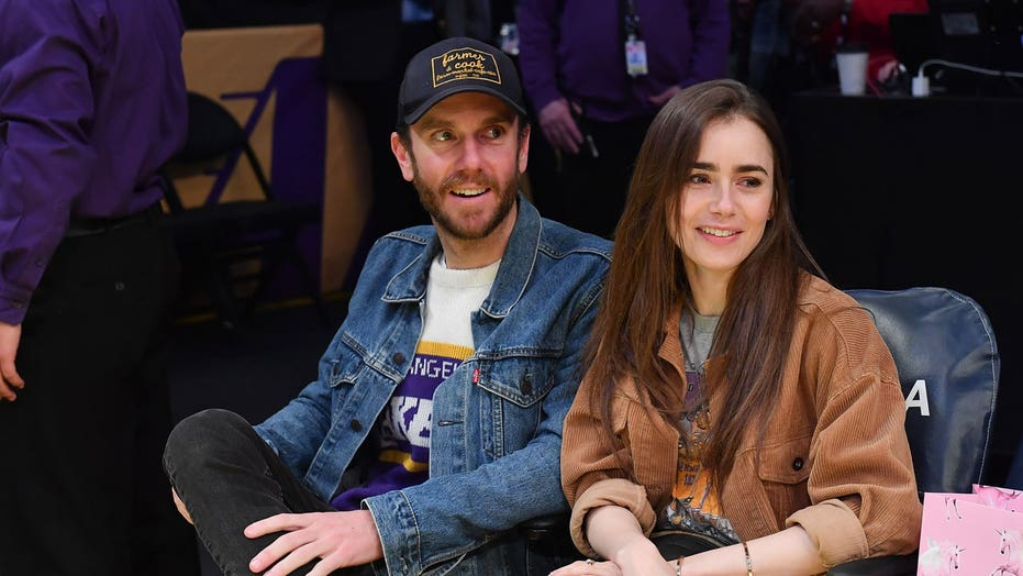 Lily Collins marries director Charlie McDowell in 'fairytale' wedding ceremony