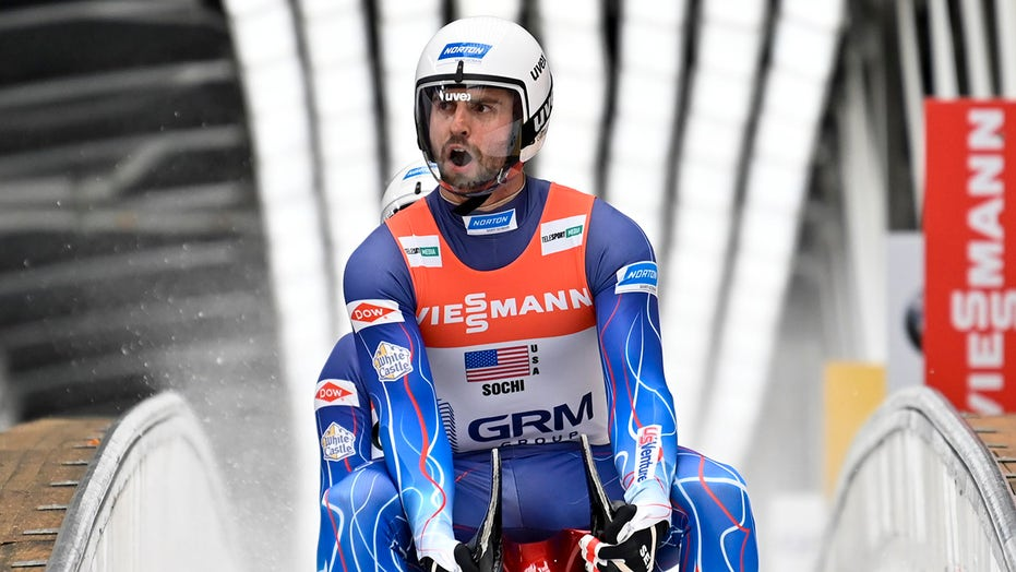 As Olympics loom, USA Luge's Chris Mazdzer breaks his foot