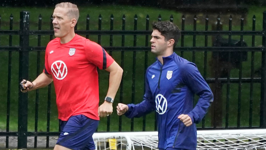 Pulisic stays in Nashville, will miss US qualifying opener