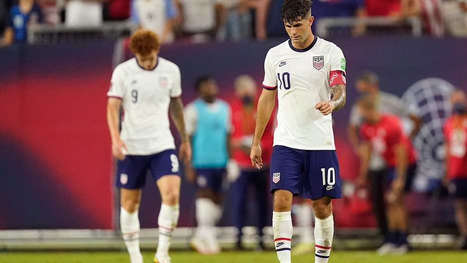 Pulisic returns as US held to 1-1 qualifying draw vs Canada