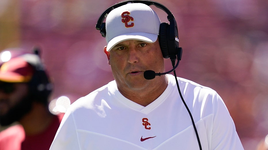 USC fires Clay Helton 2 games into 2021 college football season