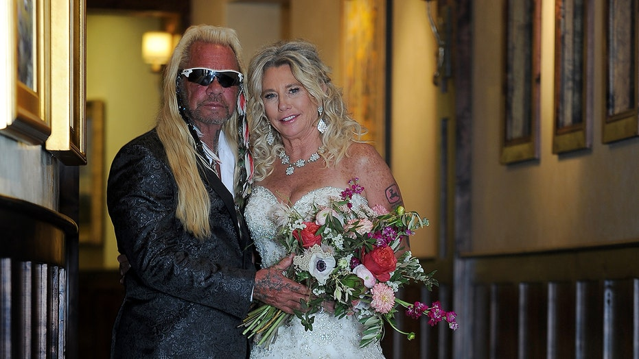 Duane 'Dog' Chapman weds sixth wife Francie Frane amid family drama: photos