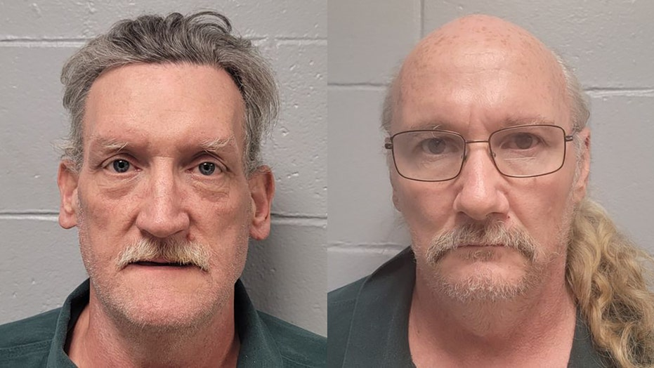 Missouri men accused of keeping missing woman locked in cage, court records say