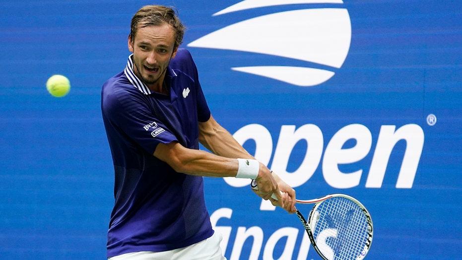 Daniil Medvedev stuns Novak Djokovic to pick up US Open title