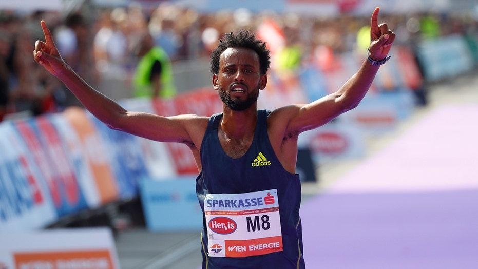 Vienna Marathon winner DQ'd for wearing illegal shoes