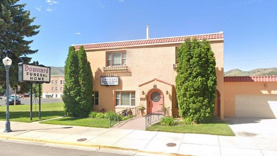 Idaho funeral home closed as police investigate 'suspicious circumstances'