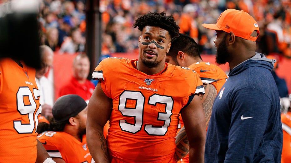 Broncos' Dre'Mont Jones sheds light on Urban Meyer's coaching tactics