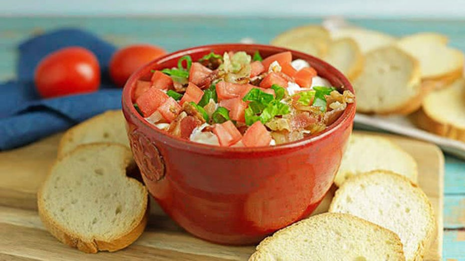 Cheesy BLT dip for game day: Try the recipe
