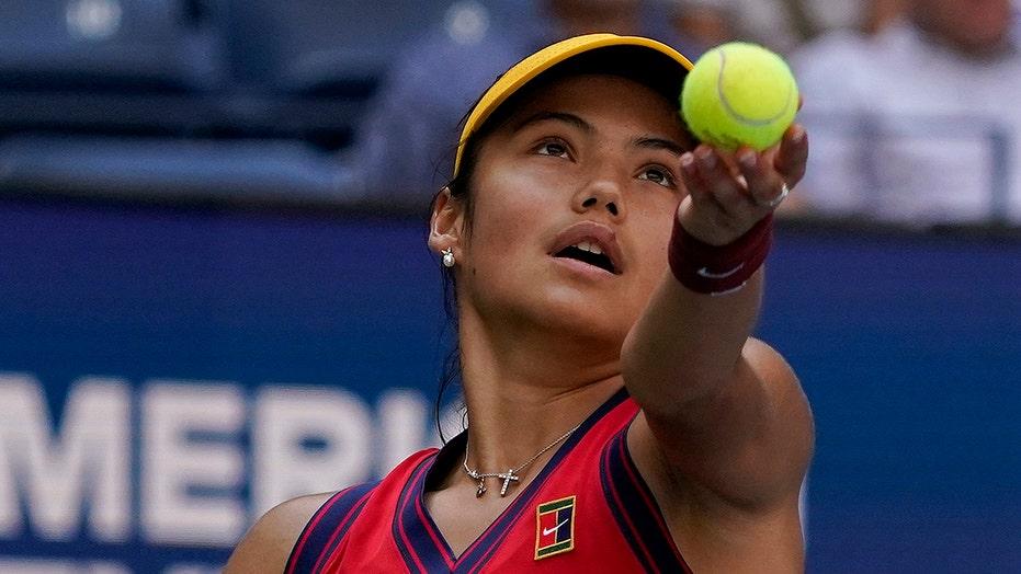 Emma Raducanu makes history as she advances to US Open semifinals