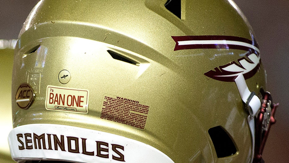 Florida State football player proposes during the worst of times, which was a smart call