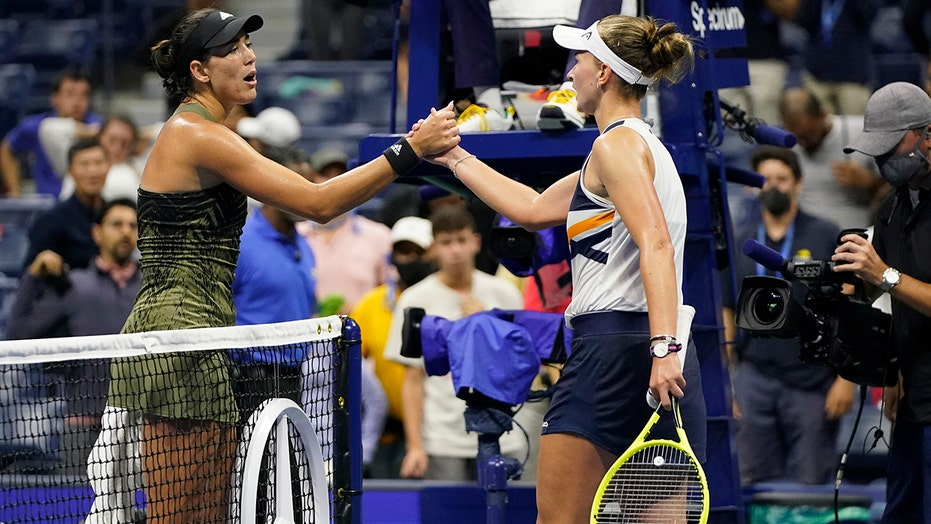 Garbine Muguruza slams 'unprofessional' Barbora Krejcikova in testy US Open exchange