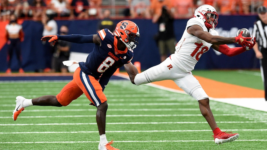 Rutgers takes advantage of Syracuse miscues, wins 17-7