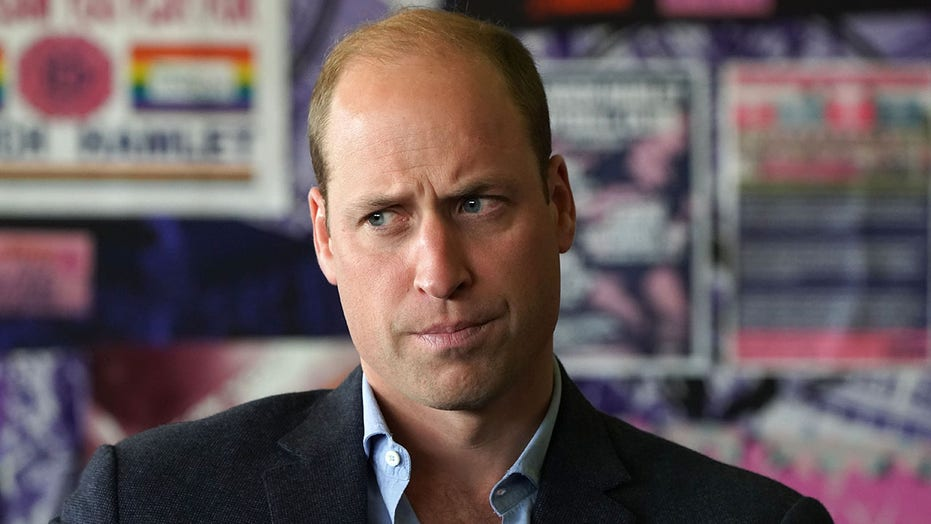 Prince William 'is under pressure like none before' as the future king, royal author claims