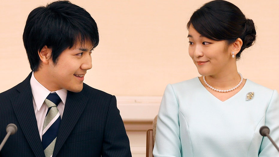 Japan's Princess Mako rejects $  1.3 million payout ahead of marrying legal assistant: 報告する