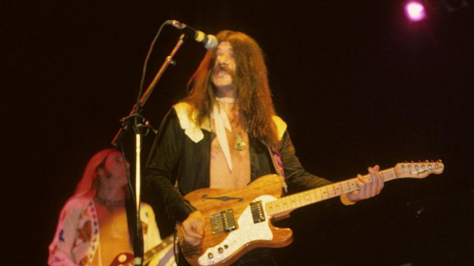 Rickie Lee Reynolds, Black Oak Arkansas guitarist, dead at 72