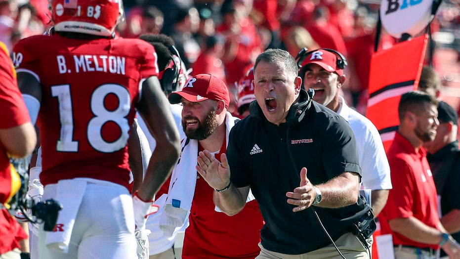 Rutgers' Greg Schiano believes 'Michigan is back to being Michigan' as team faces tough test