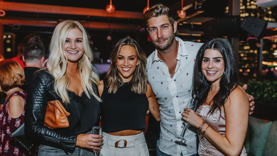 Jana Kramer and Jay Cutler photographed together for first time during night out