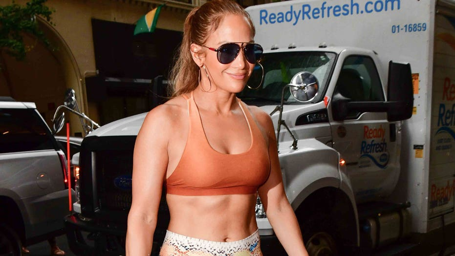 Jennifer Lopez shares her post-workout skincare secrets and what she 'can't leave the house without'
