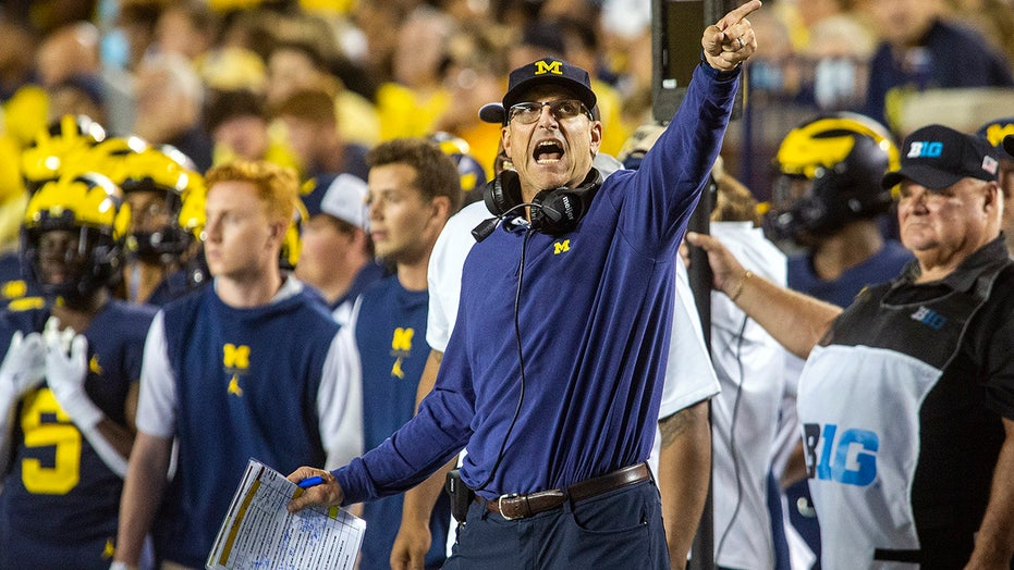 Jim Harbaugh is seeing a big difference in this Michigan squad versus last year