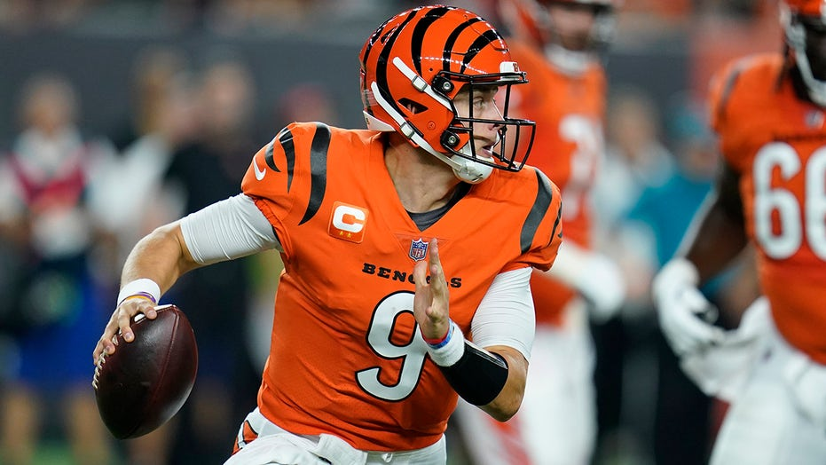 Bengals' Joe Burrow engineers game-winning drive, Cincinnati picks up third win