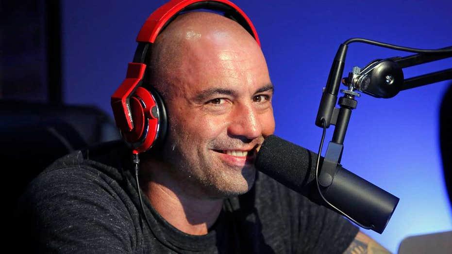 Joe Rogan reveals he's negative for COVID-19 in health update