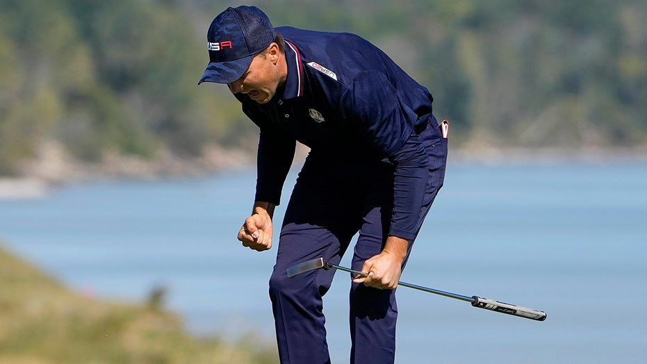 Americans take largest lead against Europe in Ryder Cup