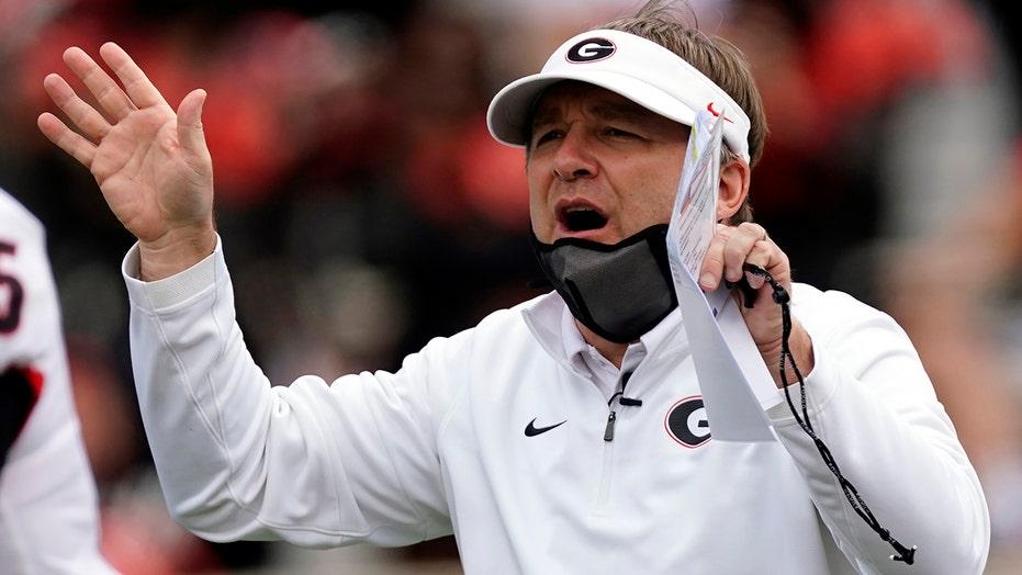 Ex-Florida coach Steve Spurrier reveals the one reason why he likes Georgia's Kirby Smart