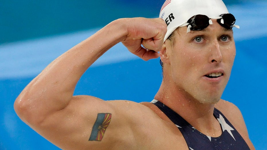 Olympic swimmer who stormed Capitol pleads guilty to felony