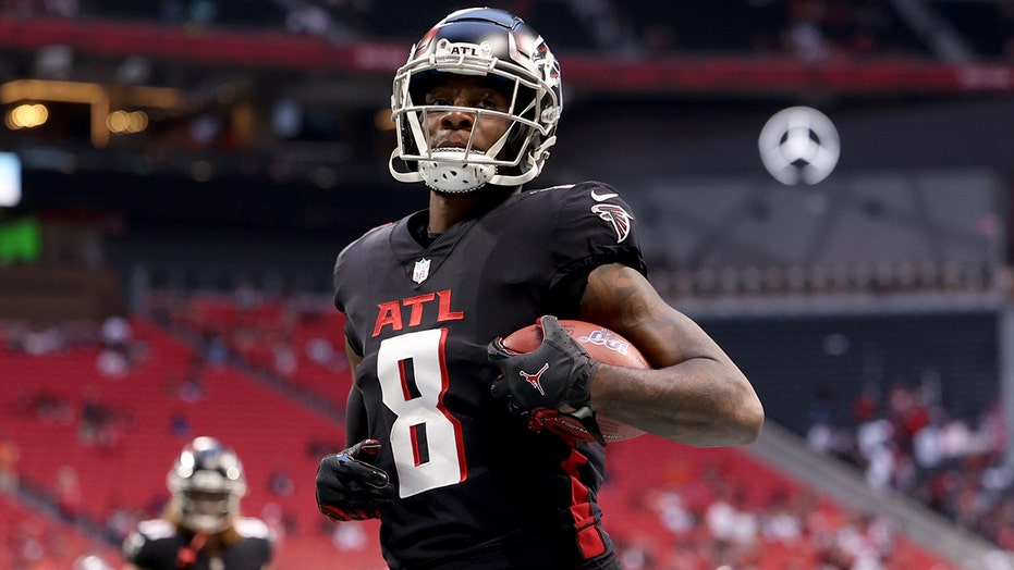 Falcons' Kyle Pitts living his dream: 'I've been wanting to play in the NFL my whole life'