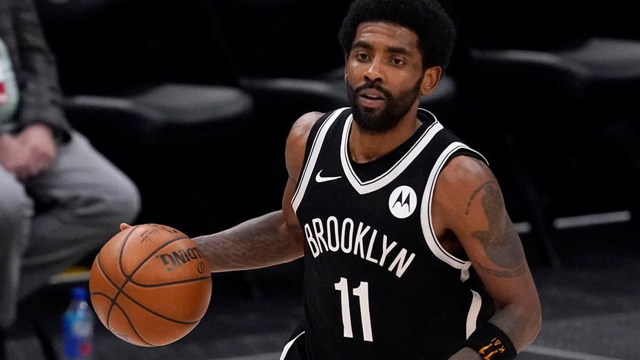 Nets should trade Kyrie Irving over vaccine refusal, Shaq says