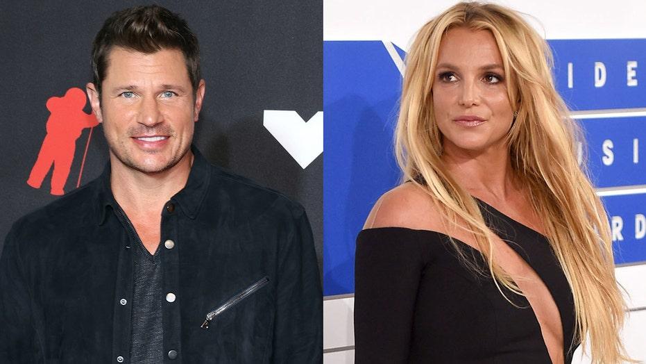 Nick Lachey talks Britney Spears engagement, conservatorship wins: 'I'm thrilled'