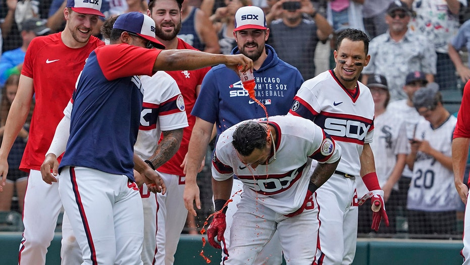 Leury Garcia HR in 9th lifts White Sox over Red Sox 2-1