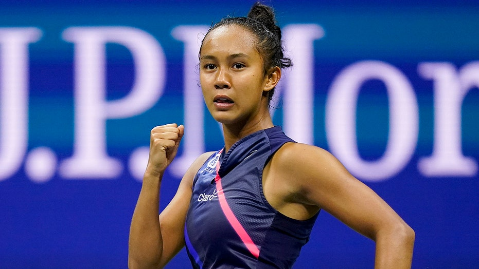 Leylah Fernandez shares uplifting message for New Yorkers after us open loss on 9/11
