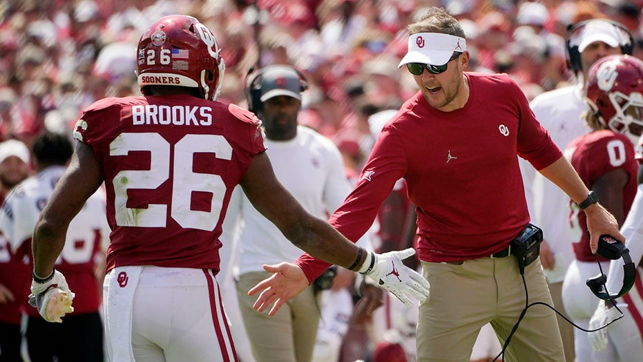 Oklahoma's Lincoln Riley reveals why he nearly made 'history' after incredible interception