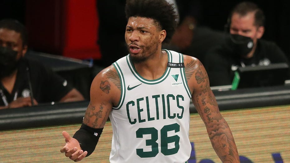 Celtics' Marcus Smart references John Adams in advice to fan: 'No one remembers the 2nd US President'