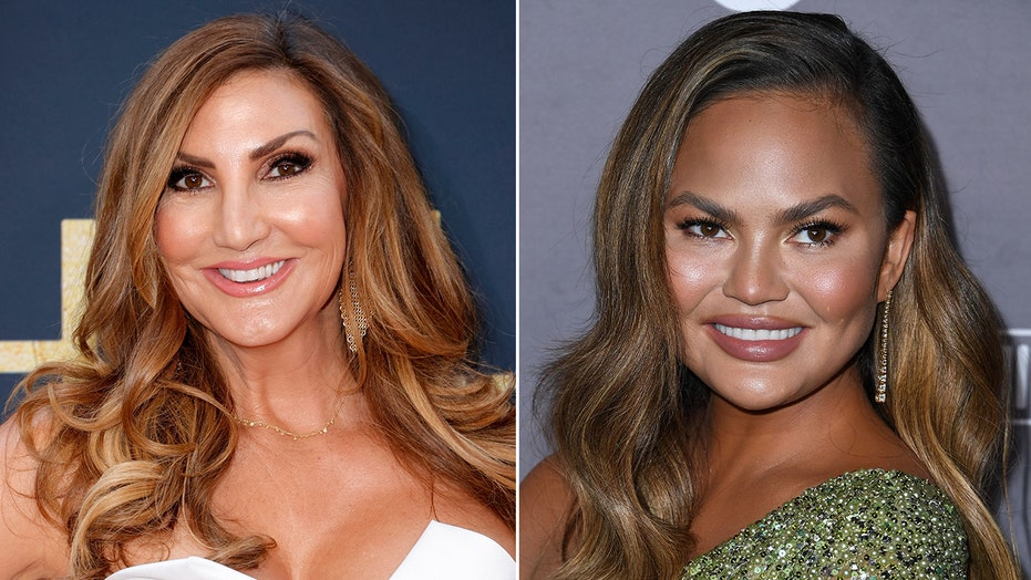 Heather McDonald claims Chrissy Teigen is trying to make her look bad after viral diss