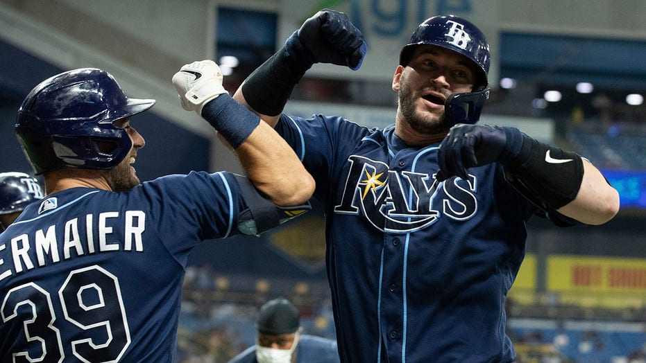 Rays beat Tigers 5-2, extend AL East lead to 8 1/2 games