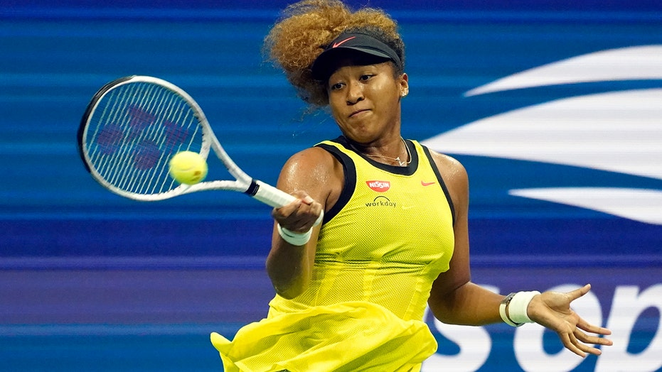 Osaka reaches 3rd round of US Open after opponent withdraws