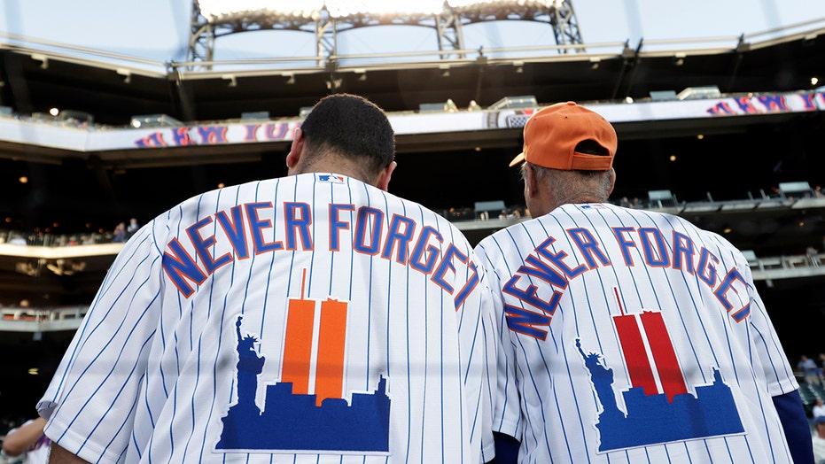 大都会, Yankees and more pay tribute on 9/11 20th anniversary
