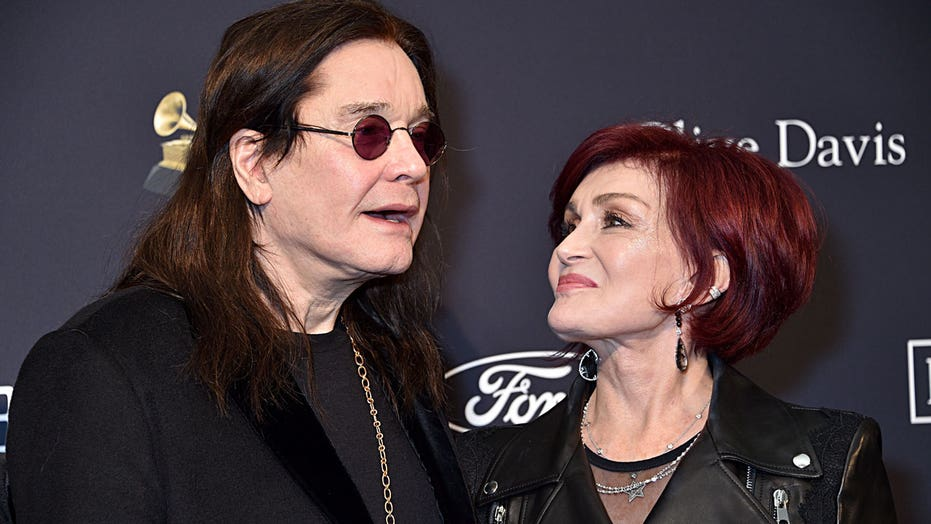 Sharon Osbourne recalls 'volatile' details of relationship with Ozzy, says they used to 'beat' each other