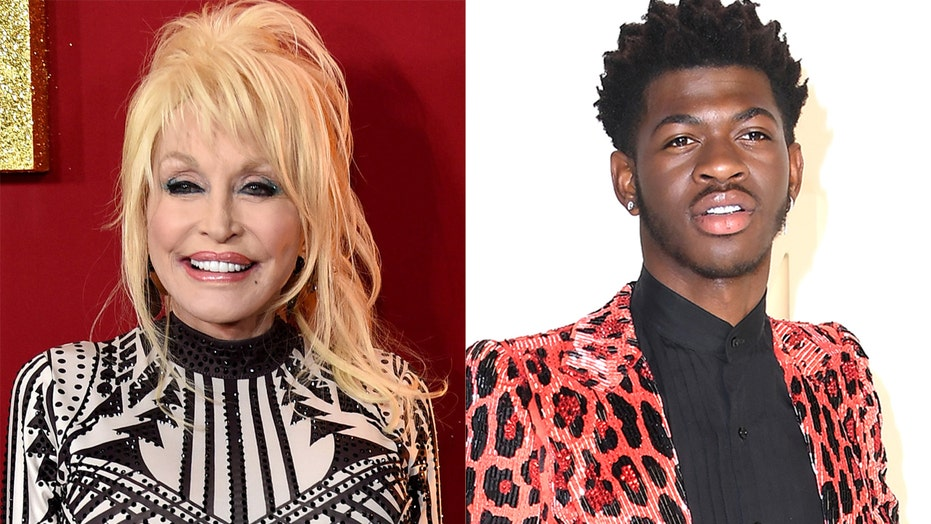 Dolly Parton praises Lil Nas X's cover of 'Jolene,' says she's 'honored' and 'flattered'
