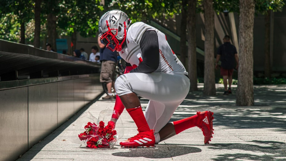 Rutgers football to honor 9/11 attack victims with special uniforms