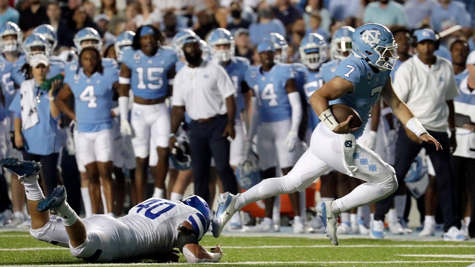 Steelers GM at UNC practice, is Sam Howell the heir apparent to Big Ben?