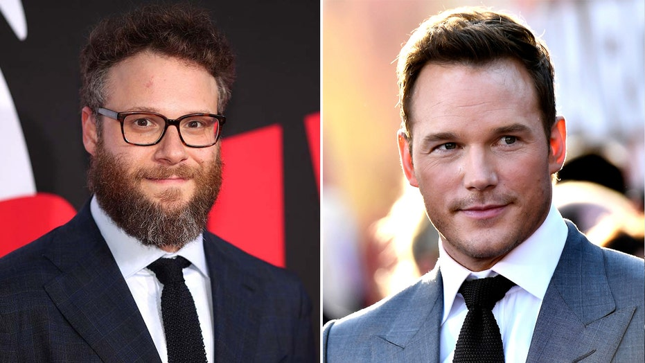 Super Mario Bros. film taps Chris Pratt, Seth Rogen and other A-list voices