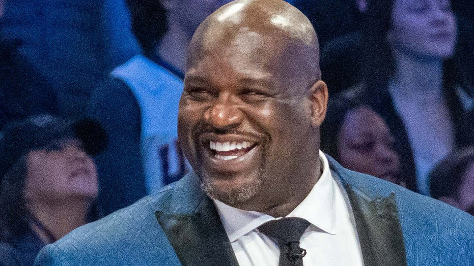 Shaq rejects celebrity status: 'These people are out of their freaking mind'