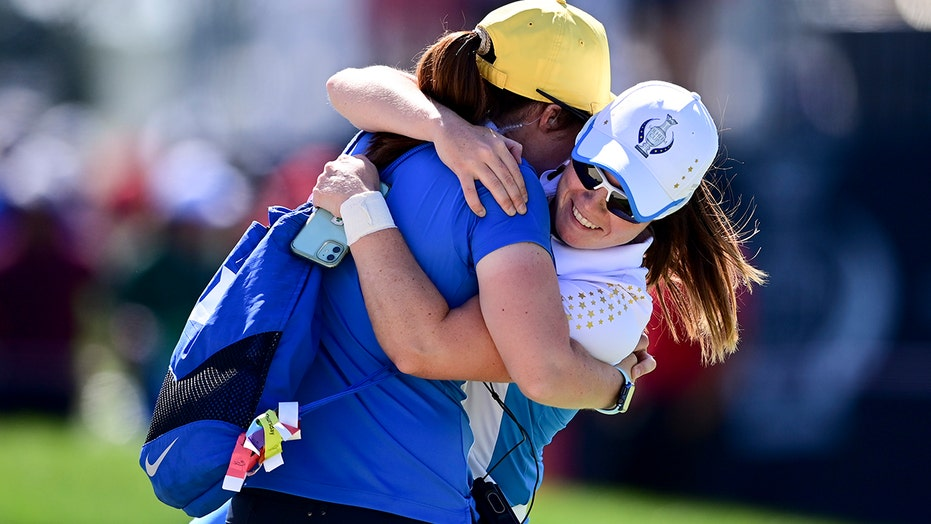 Europe rides rookies to Solheim Cup win
